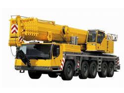 Автокран Liebherr LTM 1150